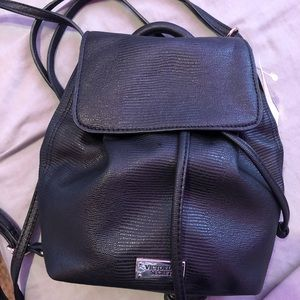 NWT: Victoria secret small backpack